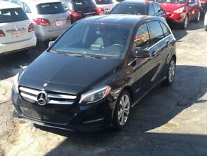 2015 Mercedes-Benz B-Class B 250 Sports Tourer nav/cam/1owner/Awd