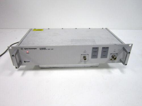 HP AGILENT E1852B BLUE TOOTH COMMUNICATIONS TEST SET