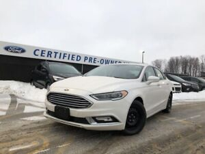 2017 Ford Fusion SE SYNC|KEYLESS ENTRY|MOONROOF|HEATED SEATS