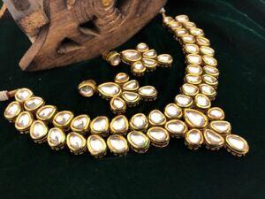 Indian Pakistani ladies artificial jewellery desi fashion neckla