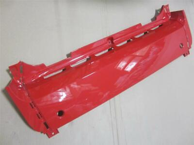 Genuine 2008-2015 Smart Fortwo Rear Bumper Cover Panel Red 451 647 00 01