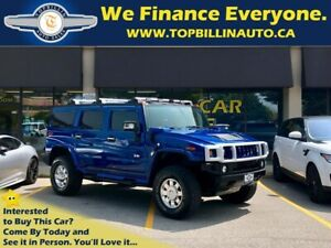 2006 Hummer H2 Extra Clean