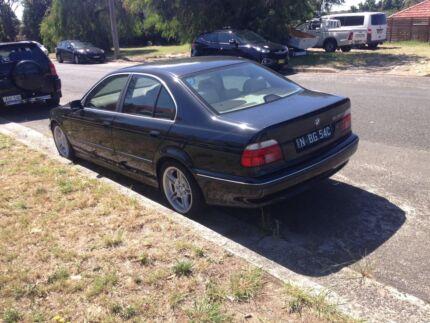 BMW 535i e39 V8 1999 79000km original cheap!!