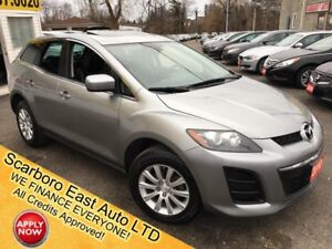 2010 Mazda CX-7 GT/ LEATHER/ SUNROOF/ ALLOYS/ FULLY LOADED!