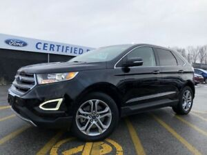 2018 Ford Edge Titanium AWD|NAVIGATION|PANORAMIC ROOF|LEATHER