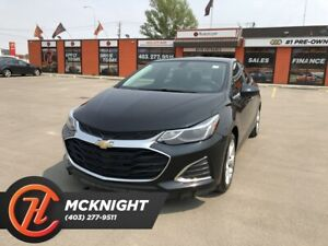 2019 Chevrolet Cruze Premier / Leather / Back Up Cam