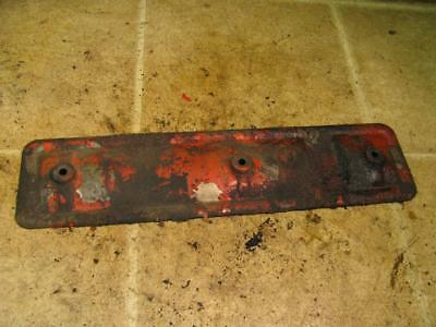 Ford 851 Powermaster Diesel Tractor 800 Engine Side Cover