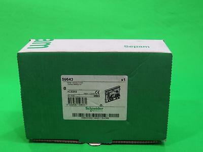 Lot of 10 N.I.B Schneider Electric ACE959 Sepam RS485 Interface 4 Wires
