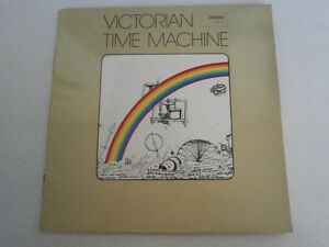 Victorian Time Machine - Electronic Abstract Classical Experimental - OZ LP