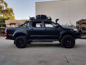 2013 Toyota Hilux Ute Cecil Hills Liverpool Area Preview