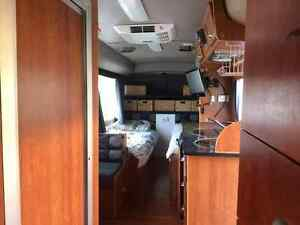 Nissan civilian motorhome 1998 Sorrento Mornington Peninsula Preview