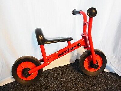 Winther Bicicleta sin Pedales Bike Runner 2-4 Años Niños Andador Rojo Usado
