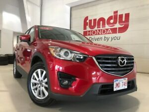 2016 Mazda CX-5 GS w/navi, sunroof, power seat ONE LOCAL OWNER
