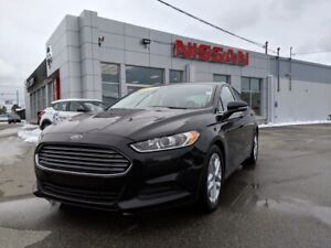 2015 Ford Fusion SE $123 BiWeekly!
