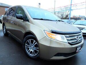 2011 Honda Odyssey EX | 8-PASSENGER | POWER DOORS | BACK UP CAME