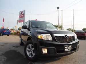2009 Mazda Tribute AWD AUTO 4CLY GAS SAVER  NO ACCIDENT 4 NEW TI
