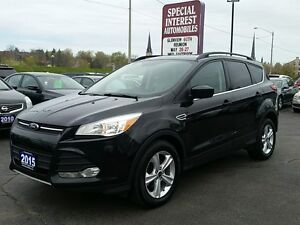 2015 Ford Escape SE SE LEATHER !! BLUE TOOTH !!  REAR CAMERA !!