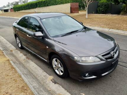 2007 MAZDA 6 SPORTS AUTOMATIC** FINANCE AVAILABLE FROM 43P WEEK!! Camira Ipswich City Preview
