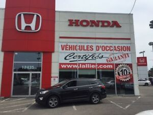2016 Hyundai Santa Fe XL LIMITED**CUIR**AWD(4X4)**JAMAIS ACCIDEN
