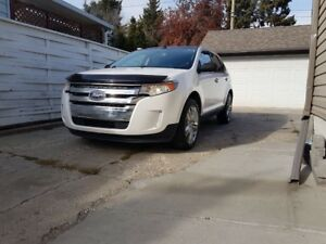2011 Ford Edge Limited AWD!