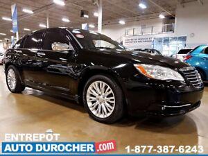 2011 Chrysler 200 AUTOMATIQUE - TOIT OUVRANT - AIR CLIMATISÉ