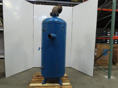 Steel 120 Gallon Vertical Compressed Airwater Receiver Tank