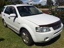 Ford Territory 2005 SX Ghia AWD WRECKING Melville Melville Area Preview