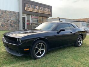 2011 Dodge Challenger LEATHER  SUNROOF  BLUETOOTH  ALLOYS  AUTOMATIC