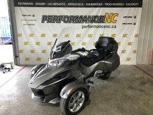 2012 Can-Am SPYDER RT A&C SM5