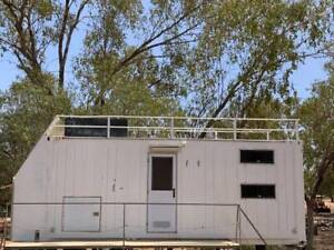 20ft Shipping Container Self Contained Accommodation