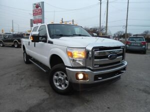 2012 Ford F-350 AOUTO 4X4 SUPER DUTY 4 NEW TIRES 4NEW BRAKS AUX
