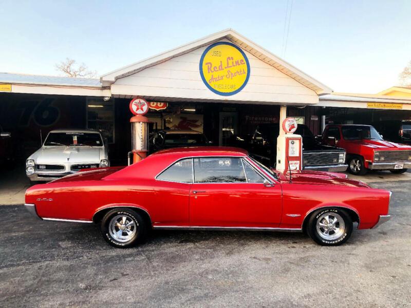 Image 4 Voiture Américaine de collection Pontiac GTO 1966