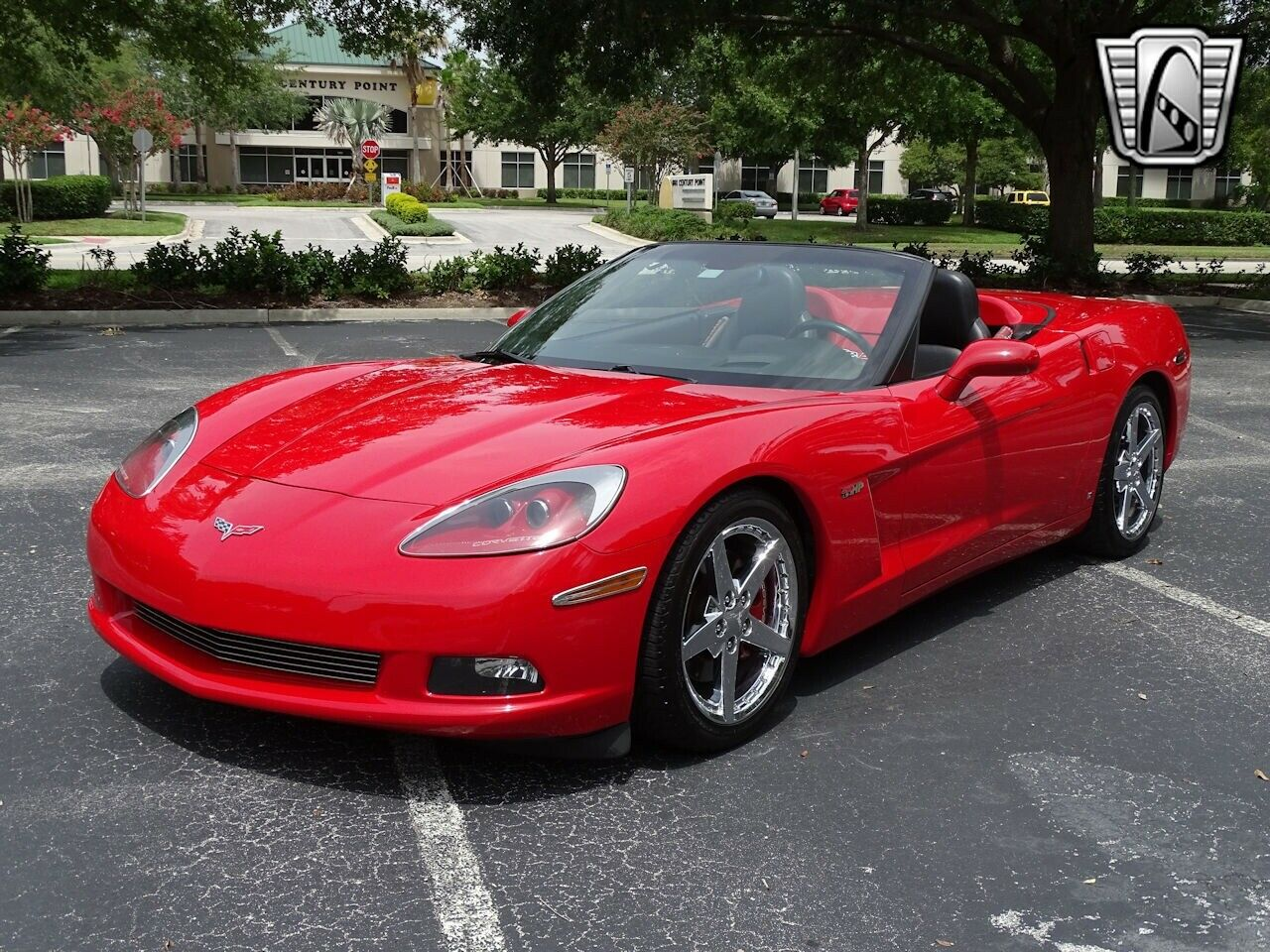 2006 Red Chevrolet Corvette     C6 Corvette Photo 4