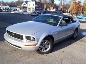 2006 Ford Mustang LEATHER,POWER GROUP,NO ACCIDENT,4.0 LITTER