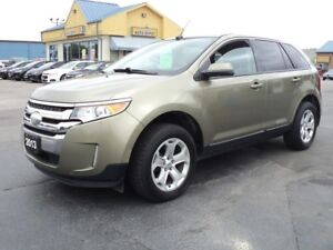 2013 Ford Edge SEL 3.5 L Panorama Roof
