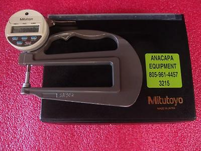 Mitutoyo Idc Series 543 Digimatic Indicator 3215