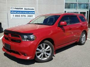 2012 Dodge Durango Heat AWD TOIT OUVRANT LOOK R/T SPORT SXT CREW