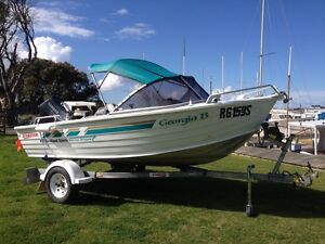 2003 STACER RUNABOUT Goolwa Alexandrina Area Preview