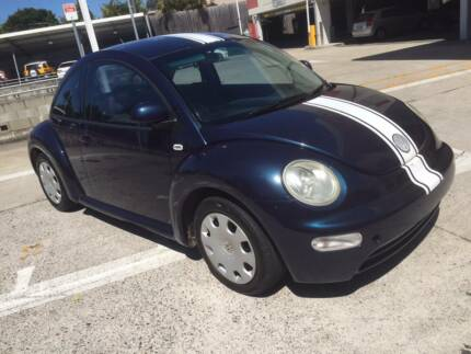 2002 Volkswagen Beetle, REGO, LOGBOOKS Cannon Hill Brisbane South East Preview
