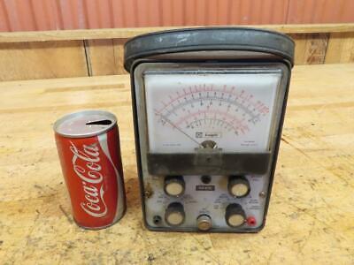 Vintage Knight KG-620 Vacuum Tube Voltmeter VTVM