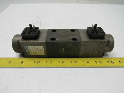 Magnet Schultz 1c-047-506 Directional Hydraulic Control Valve