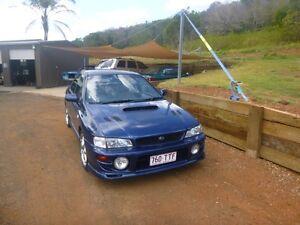 2000 Subaru WRX Sedan Pine Mountain Ipswich City Preview