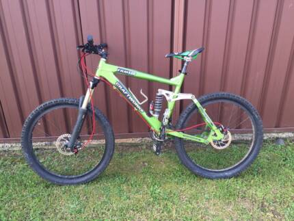 Dual suspension Mountain Bike Hinchinbrook Liverpool Area Preview
