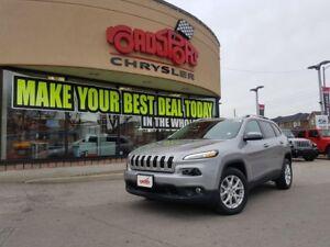 2018 Jeep Cherokee North BLUETOOTH REAR CAM 8.4 RADIO
