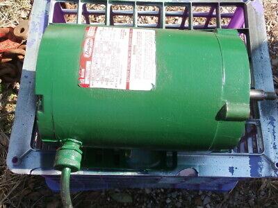 Dayton Water Pump Electric Motor 1.5 Hp 1 Ph 3450 Rpm