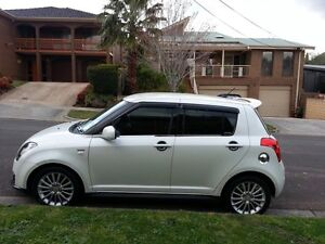 Suzuki Swift Sport 08 Doncaster Manningham Area Preview
