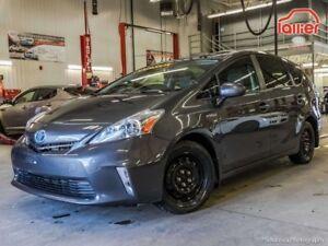 2013 Toyota Prius v HYBRIDE * DÉMARREUR A DISTANCE OUVERT LE SAM