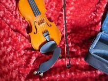 Must-have beautiful 3/4 VIOLIN EXCELLENT SOUND bow+shoulder rest Buderim Maroochydore Area Preview