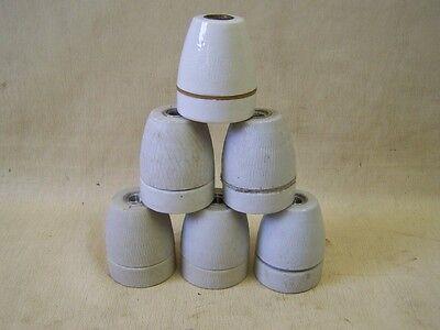 Super for Art Deco Lamps M10x1 Old Bakelite Lamp Socket E27