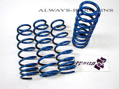 Manzo Lowering Springs Fits Scion FR-S FRS Subaru BRZ Toyota GT86 13-17 2.0L